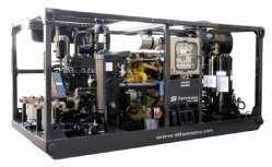 Hurricane Compound Compressor  SBM Series